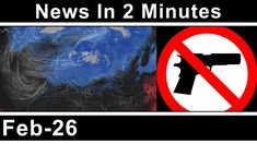 News In 2 Minutes - Ban Guns Ban Knives - Military Might - Earthquakes a... https://youtu.be/zkRFUHmL620 via @YouTube