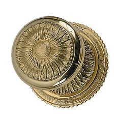 Brass Accents D05-K300 Door Knob