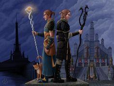 Dragon Age: Anders by Nightlyre.deviantart.com on @DeviantArt