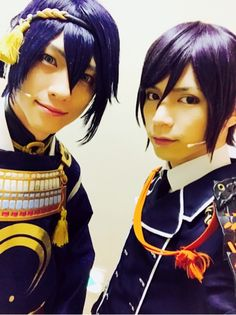 {8BCCD342-03DC-485C-8136-CE94B749AA77} Dance Stage, Stage Play, Touken Ranbu, Cosplay, Actors, Theatre, Boys, Flowers, Baby Boys