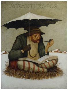 fletchingarrows:    felixinclusis:    Vladimir Gvozdariki    self