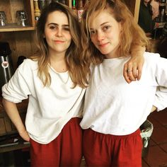 Mae Whitman & Jane Levy