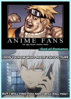 Nicht mit otakus anlegen