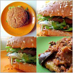 Pranzo vegetariano :-)