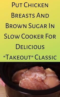 Slow Cooker Chicken, Crock Pot Slow Cooker, Crock Pot Cooking, Slow Cooker Recipes, Crockpot Frozen Chicken, Cooking Recipes, Crockpot Dishes, Easy Crockpot Meals, Teriyaki Chicken