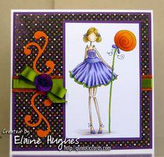 Bellariffic Friday – Halloween Colours/Theme – Quixotic Cards