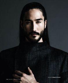 Why the Beard Styles of Anthony Thornburg are Rocking the Planet - Beardoholic