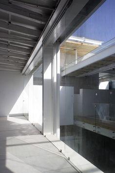 Raul Peña A . architects  Escuela de Escritores Foto Alberto Moreno