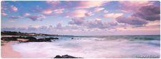 Pink Beach Facebook Cover