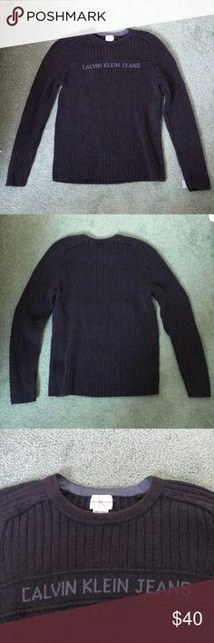 Vintage Calvin Klein jeans sweater Vintage Calvin Klein jeans sweater Calvin Klein Jeans Sweaters