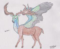 Age of Mythology TRL - Peryton by Tapejara on DeviantArt