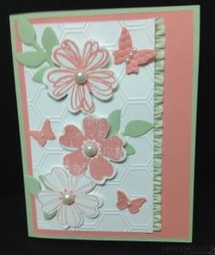 March Easter Flower Shop Stampin Up