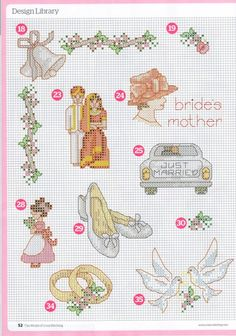 Gallery.ru / Фото #42 - The world of cross stitching 152 - Chispitas