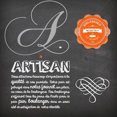 BOULANGERIE MAS SAINT PIERRE. Lattes. Animation page pro Facebook. Des valeurs authentiques pour cette boulangerie Pur Tradition / Pur Boulanger.