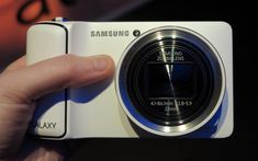 AT will start selling the Samsung Galaxy Camera, the world's second Android-powered camera, on Nov. 16 for $500.