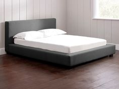 Anneka Bed Superking Steel Grey IS