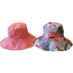 1dfa3b105b45e3 Amazon.com: Sun Lily Fashion Flips Reversible Sun Hat with Tote - Womens  (Potpourri): Beauty