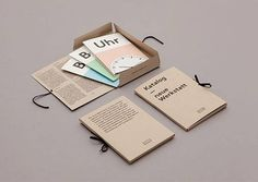 Lovely product design and delivery by Neue Werkstatt