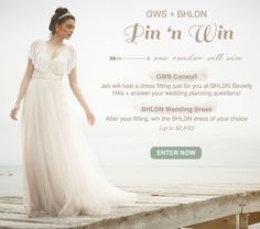 BHLDN & Green Wedding SHoes Pin-it-contest