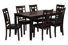 Janelle 7 Piece Dining Set - Main