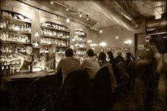 """15 Secret Bars You Need To Visit This Denver """"bookstore"""" is actually another speakeasy-themed bar with plenty of tasty craft cocktails on the menu. Keeping with the theme, you wait in a separate room before being taken into the bar area.   3160 Tejon St., Denver"""