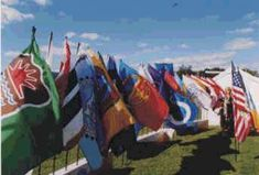 American Indian Flags