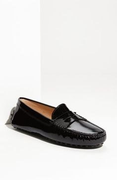 Tod's Driving Mocs.  I dream of these shoes!