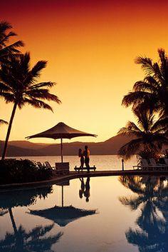 Daydream Island   #daydreamisland #wedding #whitsundayswedding #lovewhitsundays #thisisqueensland #tropical #island #paradise #honeymoon #honeymoondestination #destinationwedding  http://www.daydreamisland.com/fw_weddings/index.html