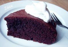Selymes kakaós torta recept képpel. Hozzávalók és az elkészítés részletes leírása. A selymes kakaós torta elkészítési ideje: 40 perc Baking, Cake, Sweet, Food, Candy, Bakken, Kuchen, Essen, Meals