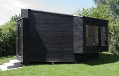// The Guesthouse by Kallesø Arkitekter. Photo: Martin Kallesø