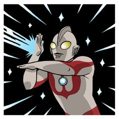 Ultraman by JoelRCarroll on deviantART