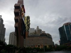 Old casino in macau Macau, Modern Buildings, Statue Of Liberty, Gallery, Places, Board, Travel, Statue Of Liberty Facts, Viajes
