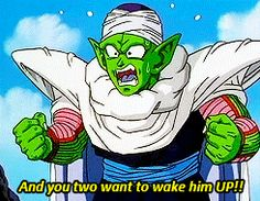The Best Piccolo Gifs by Gleca on DeviantArt