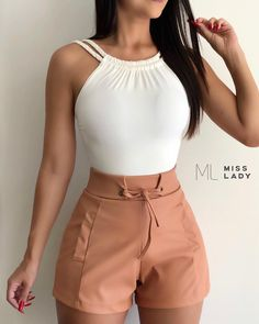 36 Stylish Spring Outfits Appropriate for Going Out – Trendy Fashion Ideas Summer Fashion Outfits, Cute Summer Outfits, Short Outfits, Classy Outfits, Chic Outfits, Beautiful Outfits, Spring Outfits, Trendy Outfits, Girl Outfits
