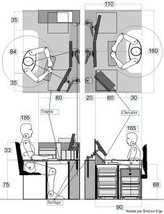 Ideas creative office seating for 2019 Modern Office Design, Office Furniture Design, Office Interior Design, Office Interiors, Office Seating, Office Setup, Design Jobs, Home Room Design, Apartment Design