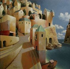 Michiel Schrijver - Those who stay at home. 90 x 90 cm. 2012