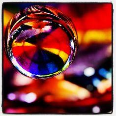 Rainbows. #marblecam