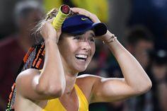 #world #news  Tennis World: Interview with Elina Svitolina  #freeSuschenko #FreeUkraine @realDonaldTrump @thebloggerspost @POTUS