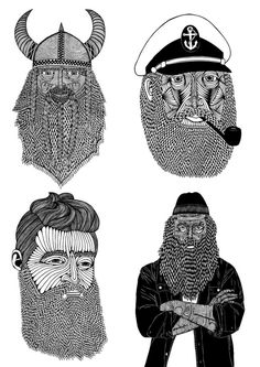 He draws beards, he draws animals, zombies, wacky characters, and then more beards again. He has a unique decorative illustration stylecombiningcrazy colours overlaid byintricateline work. Fluro highlighter is used with free abandon and he has been known to customise guitars and skateboards. This a Mulga the Artist, aka Joel Moore. His ethos is clear: 'I [...]