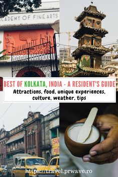 A Guide to the Best of Kolkata, India by a Resident | #Kolkata #guide | Kolkata #travelguide | best #attractions in Kolkata | #India