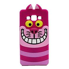 G360 Case,LliVEER 3D Cheshire Cat University Style Cartoon Pattern Silicone Soft Rubber Protective Skin Cover Case for Samsung Galaxy Core Prime SM-G360 G3606 G3608, http://www.amazon.com/dp/B018LRMDQ2/ref=cm_sw_r_pi_awdm_TiB-wb08Z4AZZ