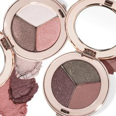 Add  to your favorite hue of PurePressed Eye Shadow to amp up eye drama, or keep your shadow as is for a simple swipe of color across your lids.   Shop our PurePressed Eye Shadow Triples for endless shadow options.