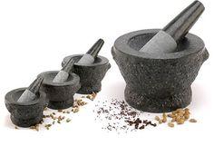"Mortar and Pestle Medium 7"" Great Kitchen Tool Gifts - http://spicegrinder.biz/mortar-and-pestle-medium-7-great-kitchen-tool-gifts/"