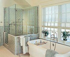 7 Bathroom #Window Treatment Ideas for #Bathrooms   Blindsgalore