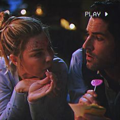 Lucifer Characters, Tom Ellis Lucifer, Lauren German, Cute Couple Videos, Angel And Devil, Aesthetic Movies, Morning Star, Pretty Little Liars, Video Editing