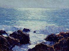 Edgar Payne Seascapes  