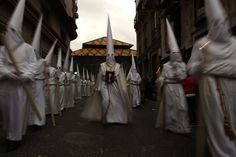 Jon Nazca  Jon Nazca is an award-winning Reuters staff photographer based in southern Spain. He has been photographing the traditional Holy Week parades in the Andalusian city of Malaga