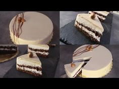 Τούρτα Μπουένο (Απλά Πεντανόστιμη) - Bueno Cake - YouTube Food Network Recipes, Cooking Recipes, The Kitchen Food Network, Pastry Design, Dessert Recipes, Desserts, Greek Recipes, Tiramisu, Party Time