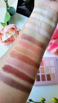 :-)L'Oreal recently launched the L'Oreal Paradise Enchanted Scented Eye shadow palette Drugstore Eyeshadow, Highlighter Makeup, Makeup Eyeshadow, Highlighters, Lip Palette, Eyeshadow Palette, Urban Decay, Painted Beams, Classic Makeup Looks