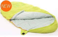 "Hi+Gear+""Boom""+Kids'+Glow-in-the-Dark+Sleeping+Pod™+Sleeping+Bag"